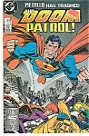 THE DOOM PATROL -DC  comics #10 July 1988