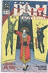 Click here to enlarge image and see more about item J0171: The Doom Patrol - DC comics.  #24 July 89