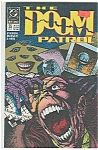 Click here to enlarge image and see more about item J0172: The Doom Patrol - DC comics  # 25 August 1989