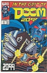 Click here to enlarge image and see more about item J0178: DOOM  - Marvel comics   March 1993   # 3