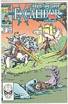 Click here to enlarge image and see more about item J0227: Excalibur - Marvel comics - # 12  Sept. 1989