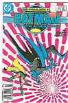 Click here to enlarge image and see more about item J0255: Batman - DC comics # 415 Jan  88