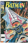 Click here to enlarge image and see more about item J0257: BATMAN - DC comics - #466 Aug 91