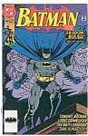 Click here to enlarge image and see more about item J0259: BATMAN - DC comics - # 468 -Sept. 91