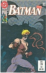 BATMAN - DC comics   # 479 June 1992