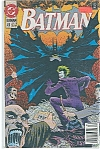 BATMAN  - DC comics - # 491 April 93