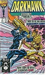 Click here to enlarge image and see more about item J0280: DARKHAWK - Marvel comics -  # 5  July 91