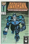 Click here to enlarge image and see more about item J0283: DARKHAWK - Marvel comics - # 7 Spt. 91
