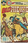 Click here to enlarge image and see more about item J0291: BILLY THE KID - Charlton Comics  # 147 March 1982
