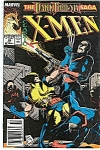 X-MEN - Marvel comics.  # 39   Nov. 89