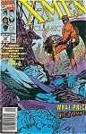 Click here to enlarge image and see more about item J0296: X-Men  -  marvel comics. # 54 Dec.1990