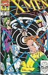Click here to enlarge image and see more about item J0297: X-Men - Marvel comics   # 50 Aug. 90