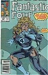 Fantastic Four - Marvel comics - #332  Nov.89