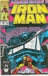 Click here to enlarge image and see more about item J0311: Iron Man - Marvel comics - Jan. 91 # 264
