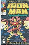 Click here to enlarge image and see more about item J0312: Iron Man - Marvel comics - #265 1991