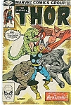 THEMIGHTY THOR - Marvel comics  July 82 #  321