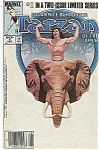Tarzan - marvel comics -  # 2  Aug. 1984