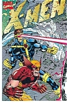 X-Men - Marvel Comics - Oct. 91  # 1