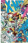 X-Men - Marvel comics   # 3   Dec. 91