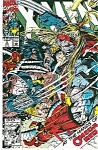 X-Men - Marvel comics - # 5  Feb. 92