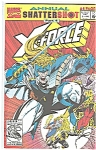 Click here to enlarge image and see more about item J0328: X=Force annual - Marvel comics - # 1  1992