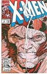 X-Men - Marvel comics  # 7 Apr. 1992