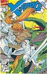 Click here to enlarge image and see more about item J0340: X-Force - marvel comics - # 6 Jan. 1992