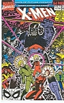Click here to enlarge image and see more about item J0346: X-Men - marvel Annual  # 14   1990
