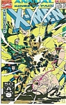 Click here to enlarge image and see more about item J0347: X-men annual - Marvel comics # 15    1991