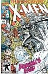 X-Men - Marvel comics - #285 Feb.  1992