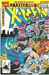Click here to enlarge image and see more about item J0354: X-Men - Marvel comics annual  1992  # 16