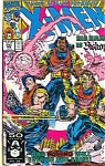 Click here to enlarge image and see more about item J0355: X-Men -Marvel comics - #282 - Nov. 91