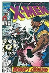 Click here to enlarge image and see more about item J0356: X-Men - Marvel comics  # 283  Dec. 91