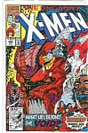 Click here to enlarge image and see more about item J0357: X-Men - Marvel comics - # 284  Jan. 1992