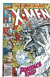 Click here to enlarge image and see more about item J0358: X-Men - Marvel comics - # 285 1992