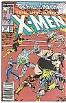 Click here to enlarge image and see more about item J0359: X=Men -Marvel comics - # 225  Jan. 1988