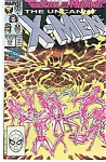 Click here to enlarge image and see more about item J0360: X-Men - Marvel comics - # 226  Feb. 1988