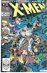 X-Men - Marel comics - # 235  Oct. 1988