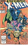 Click here to enlarge image and see more about item J0367: X-Men = Marvel comics - # 240  JAN1989