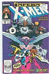 Click here to enlarge image and see more about item J0369: X-Men - Marvel comics - # 242  March 1989
