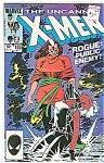 Click here to enlarge image and see more about item J0371: X-men - Marvel comics -  # 185  Sept. 1984