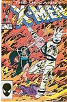 X-Men    Marvel comics -   August 1984  # 184
