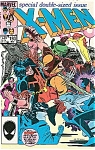 Click here to enlarge image and see more about item J0374: X-Men - Marvel comics - # 193  May 1985