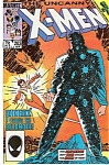 X-Men - Marvel comics  # 203 March 1986