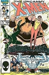 X-Men - Marvel comics - # 206 June  1986