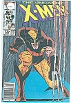 X-Men  - Marvel comics -  # 207 July 1986