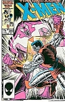 X-Men, Marvel comics  # 209  Sept. 1986