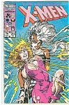 X-Men - Marvel comics -  # 214= 1987
