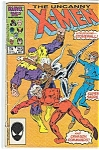 X-Men,  Marvel Comics -  # 215  March 1987