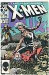 X-Men - Marvel comics  - #216 April 1987